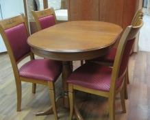 Овальные столы