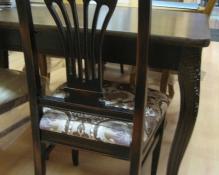 Мягкие стулья с жесткой спинкой