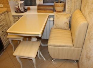 Кухонный диван Дипломат Стол Форте МП