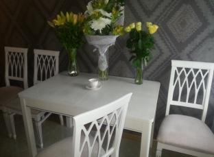 Прямоугольный стол руджери