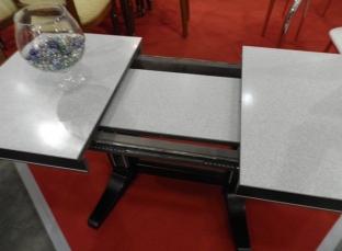 Стол Темпо с камнем