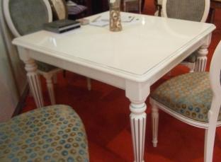 Квадратный стол руджери
