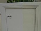 Стол арт.306/к белый антик