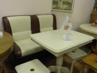 Кухонный диван Фантазия Стол Тира